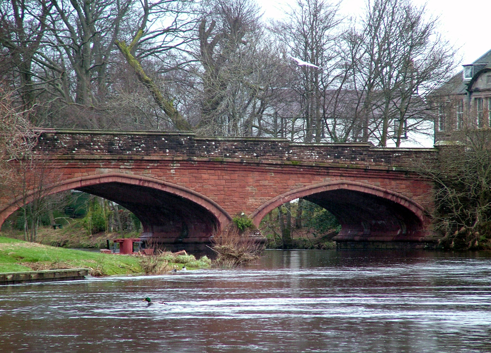 The bridge at Callander