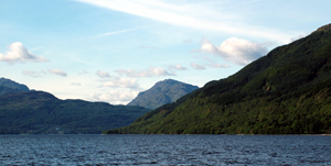 Ben Vorlich From Rowardennan